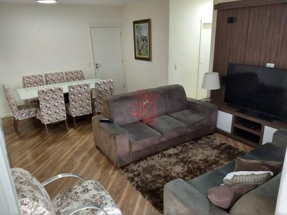 Apartamento À Venda No Auge Home Resort - 4 Dorms E 2 Vagas - 3938