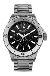 Reloj Nautica N19569g Nsr 05 Deportivo Para Hombre