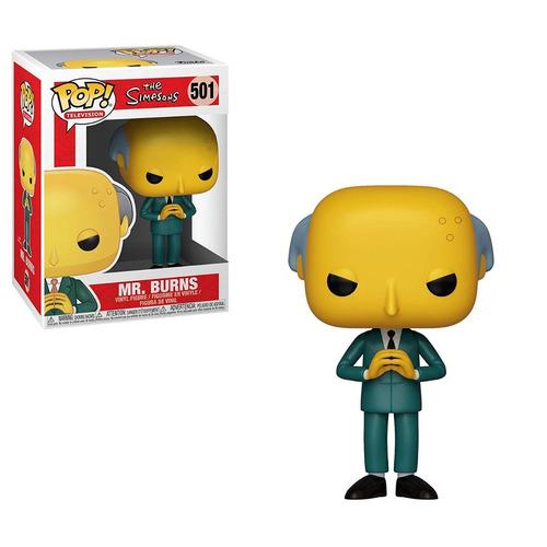 Funko Pop Simpsons Mr Burns