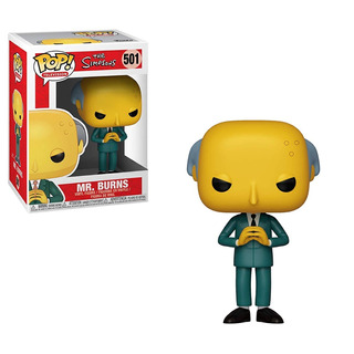 Funko Pop Simpsons Mr Burns