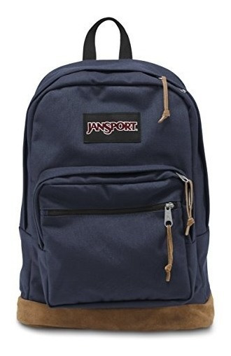 Zonazero Mochila Jansport Right Pack Navy Original