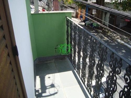 Casa Térrea Para Venda No Bairro Parque Da Lapa, 3 Dorm, 2 Vagas, 170 M, 250 M - 1251