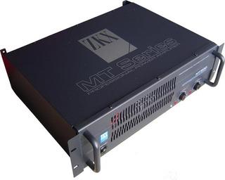 Zkx Mt500 250w Potencia Para Sonido Audio Oferta