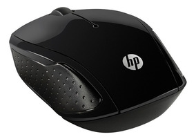 Mouse Hp X200 Usb Preto 1000 Dpi | Sem Fio