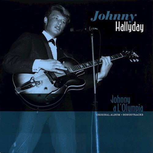 Johnny A Olympia - Hallyday Johnny (vinilo)