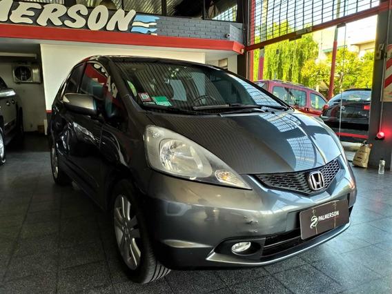 Honda Fit 1.5 Ex-l At 120cv 2010 Con Gnc