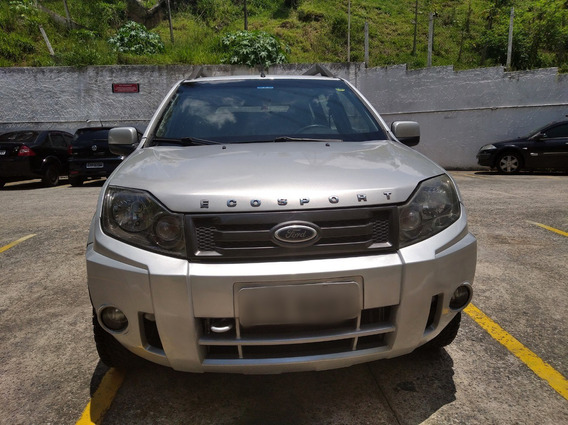 Ford Ecosport 1.6 Xtl Freestyle 5p. Ano 2011-2012 P/ Vender