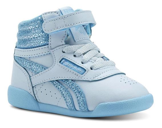 Zapatillas Reebok Freestyle Hi Para Niños Mgvi