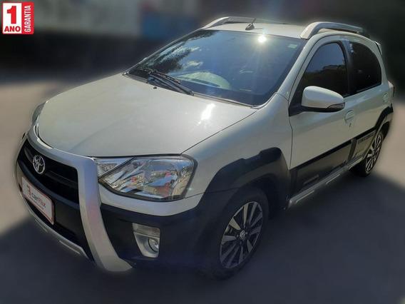 Toyota Etios Cross 1.5 Flex 16v 5p Aut.