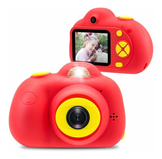 Camara Digital Para Niños Con Silicona Full Hd 8 Mp