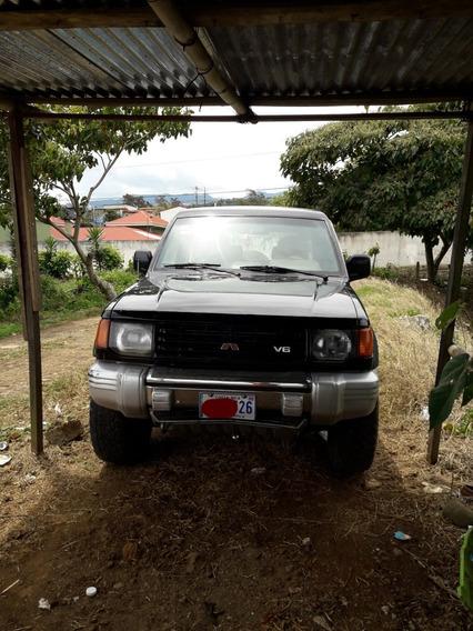 Mitsubishi Montero Ls 1991
