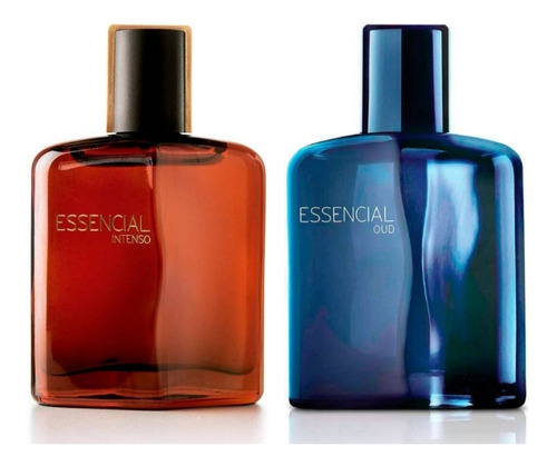 Perfume Essencial Oud + Essencial Intenso Natura