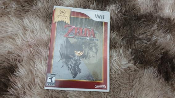 Zelda Twilight Princess Wii Novo Lacrado