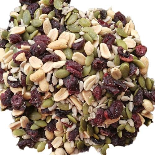 Mix Frutos Secos (maní, Cranberry, Maravilla, Zapallo) 1 Kg