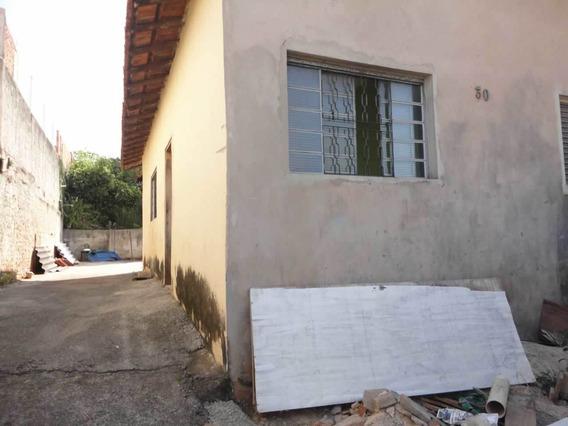 Terreno Grande Com Casa Jd. Pacaembu R$ 350.000,00 Cas00153
