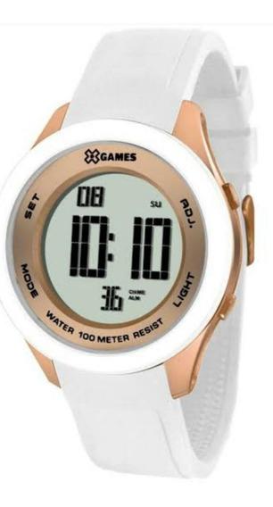 Relógio Feminino X-games Xmppd391 Digital Quartz Casual