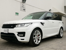 Land Rover Range Rover Sport 5.0l Autobiography At