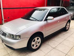 Audi A3 1.6 2006 Prata Gasolina