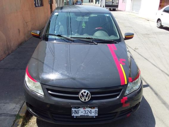 Volkswagen Gol 1.6 Trendline 5vel Aa Mt 5 P 2012