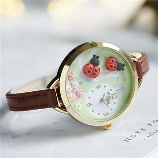 Reloj 3d Artesanal