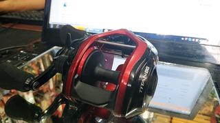 Reel Marine Sports Nuevo Huevito Grande Titan Pro 12000 Bg