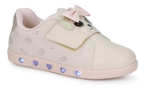 Tênis Infantil Pampili Sneaker Com Luz