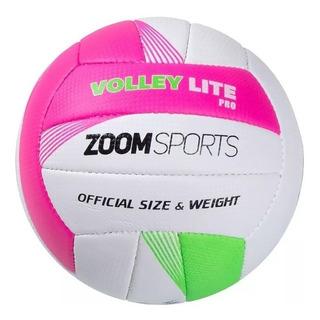 Balón De Voleibol Zoom Sports Lite #5 Amarillo/azul