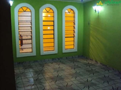 Imagem 1 de 23 de Venda Sobrado 3 Dormitórios Jardim Tranquilidade Guarulhos R$ 585.000,00 - 26583v