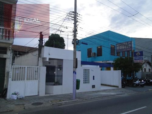 Casa Triplex Em Centro - Campos Dos Goytacazes, Rj - 9573