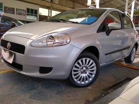 Fiat Punto 1.4 Attractive 8v Flex 4p Manual