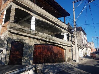 Casa Em Barro Vermelho, São Gonçalo/rj De 178m² 3 Quartos À Venda Por R$ 255.000,00 - Ca213364
