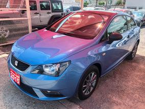 Seat Ibiza 1.2 I-tech Tm5 Coupe 2015 Credito Iva Recibo Fina