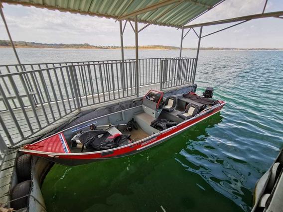 Lancha Levefort Marujo Twin Fish 550 Semi Nova Pouco Uso
