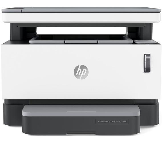 Multifuncional Hp Neverstop 1200wl, Laser, Mono, Wi-fi, 110v
