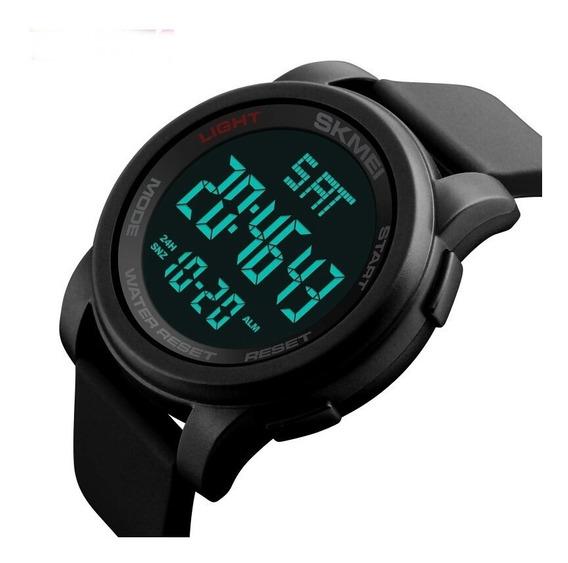 Relógio Skmei Masculino Digital Esportivo À Prova D