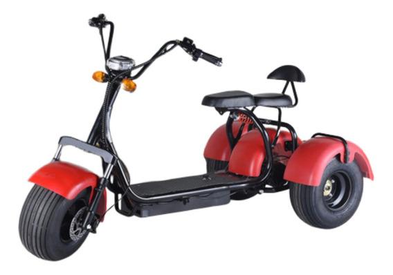 Triciclo Eléctrico E-sofi Monaco / Golf 1500w 20 Ah