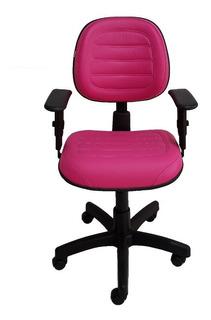 Cadeira De Escritório Digitador Giratória Para Computador E-lifeshop
