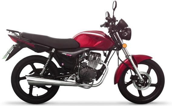 Zanella Rx 150 Z7 Full 0km Rojo Ruta 3 Motos