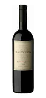 D.v. Catena Cabernet-syrah Botella 750ml Enotek Vinos