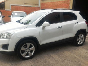 Chevrolet Tracker Ltz 1.8 2014 Branca Flex