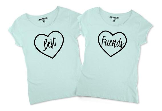 Playeras De Mejores Amigas Camisetas Best Friends