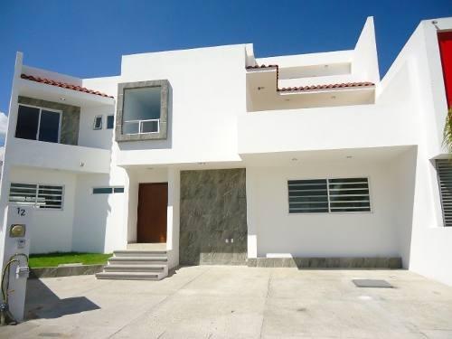 Venta Casa Grande Nueva Exclusiva En El Mirador 7 Recamaras