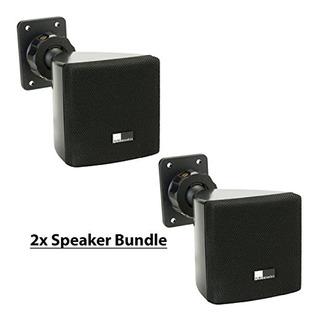 Pure Acoustics Altavoz Variación, Negro), Ht770 Bl 2 Pack