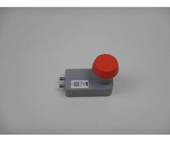 Lnb Duplo Faixa Larga Para Antena 60 A 90cm