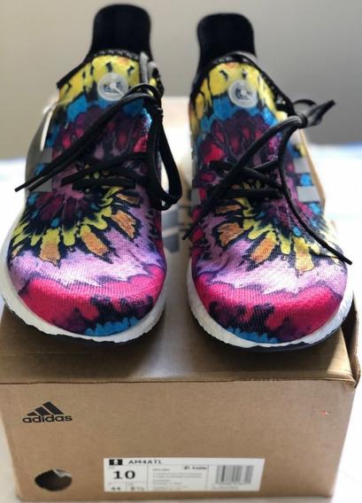 Tênis adidas Ultraboost Speedfactory Am4atl Tie Dye - Tam 42