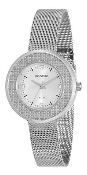 Relógio Feminino Mondaide 99219l0mvne2 Promoção Dia Dos Pais