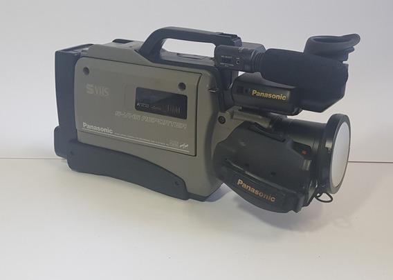 Filmadora Panasonic Ag-455 Pro Line Colecionador