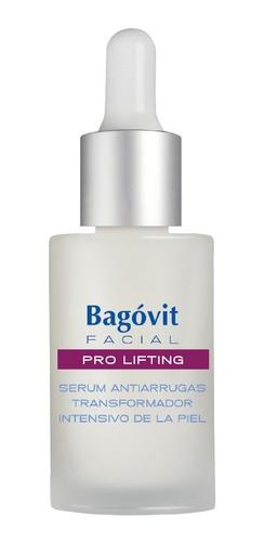 Imagen 1 de 6 de Bagóvit Facial Pro Lifting Serum Antiarrugas Transformador