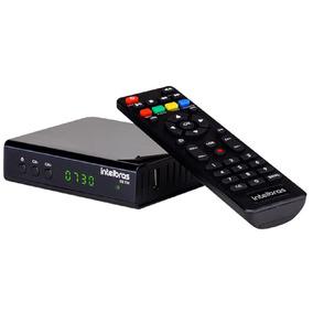 Conversor Digital Intelbras Cd730 Hdmi Gravador Com Controle