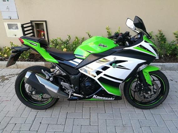 Kawasaki Ninja 300 R Abs Série Especial 30 Anos